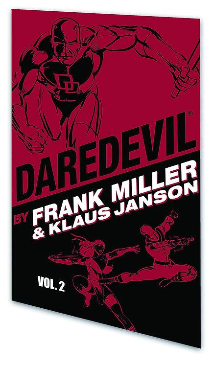 DAREDEVIL BY FRANK MILLER TP VOL 02