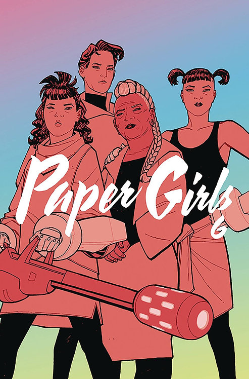 PAPER GIRLS TP VOL 06