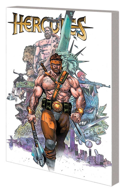 HERCULES TP VOL 01 STILL GOING STRONG