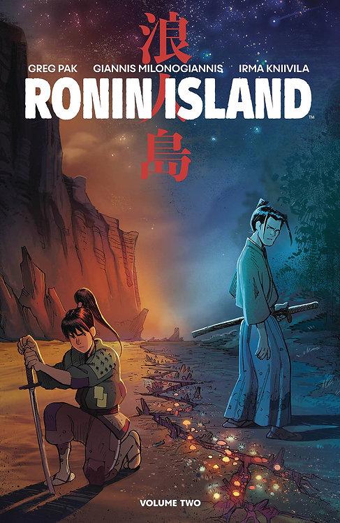 RONIN ISLAND TP VOL 02