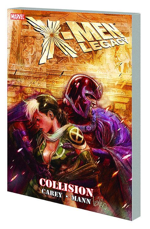 X-MEN LEGACY COLLISION HC