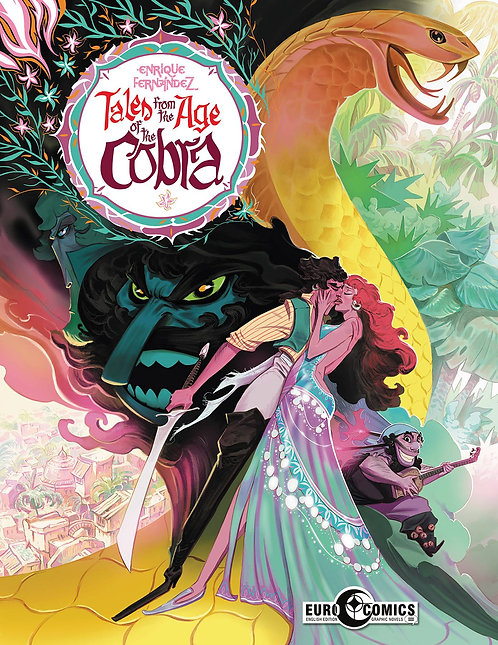 TALES FROM THE AGE OF COBRA TP