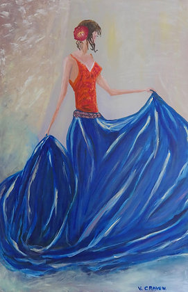 Rosetta's Dance
