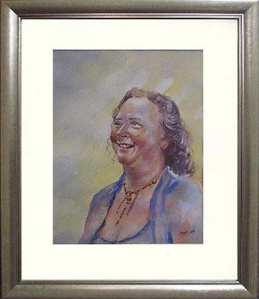 Portrait of Susan Clarke