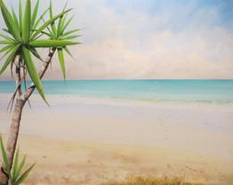 Sonogan_Dennis_Yuccas by the Sea_Abstrac