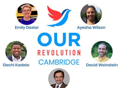 Our Revolution Cambridge