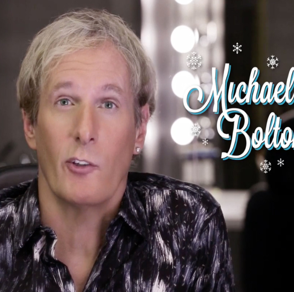 xoxo Michael Bolton Sales Event Social Vine Responsive Campaign