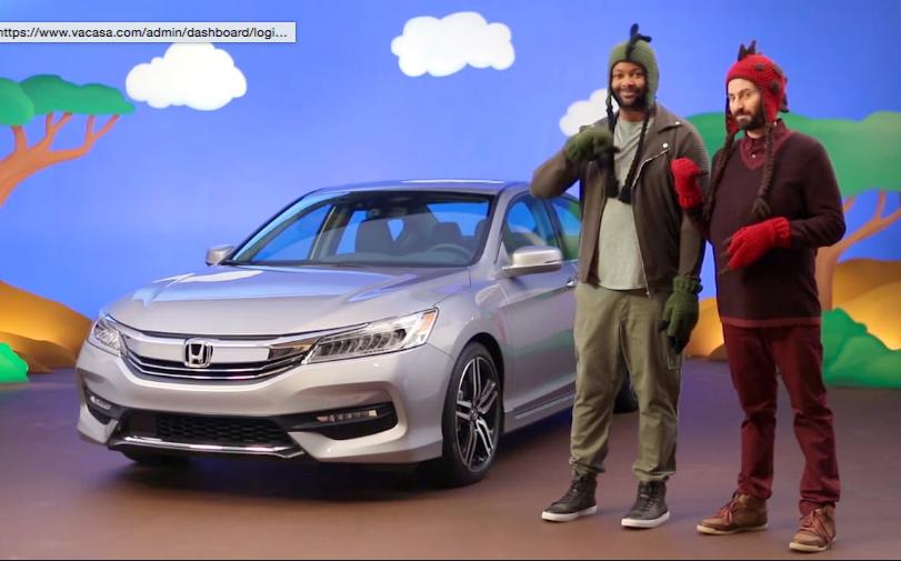 Honda Accord Storytime Social Video