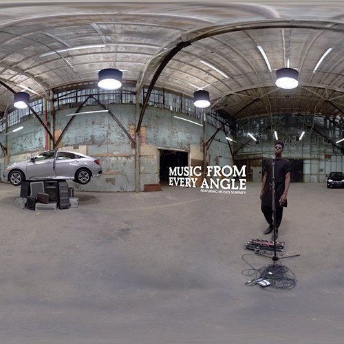 Music from Every Angle 360 Video