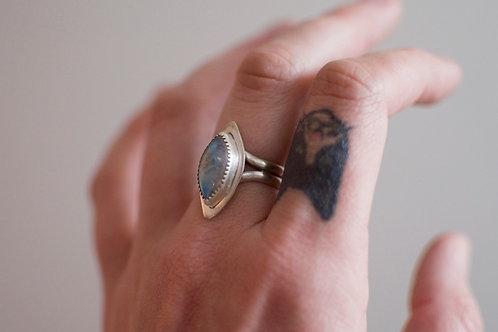Moonstone Ring Size 7