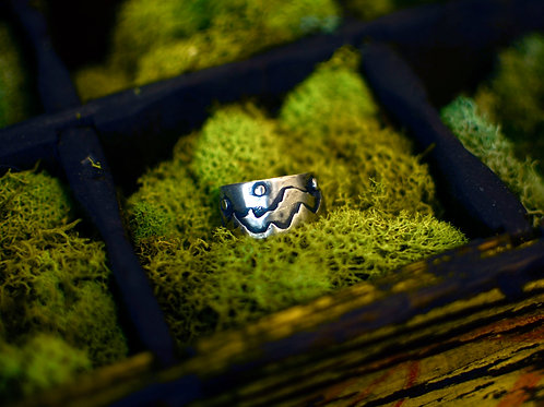The >>>Happy Place<<< Custom Ring
