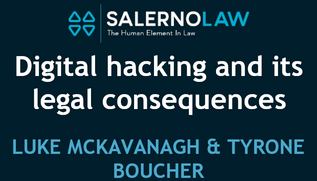 Digital Hacking & its Legal Consequences