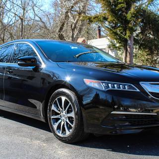 Acura TLX New Vehicle Coating Service