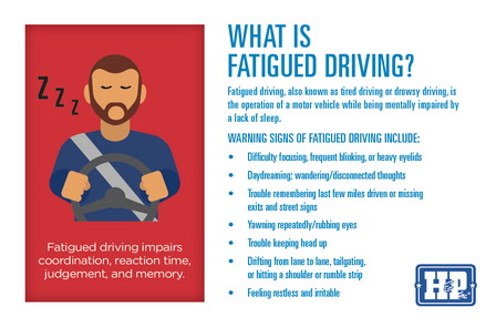 Safe Driving Campaign: Bringing H&P's Actively CARE Goals to Life