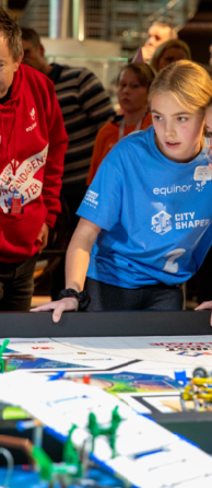 Lego League, Supported by TDW Employees
