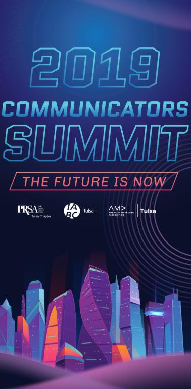 Poster - Communicators Summit 2019