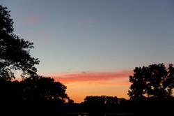 St stephen sunset
