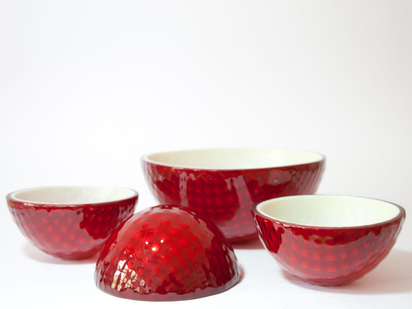 Schalen-rot