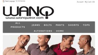 Wanqwear.com