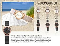 Autumn Delights Webpage