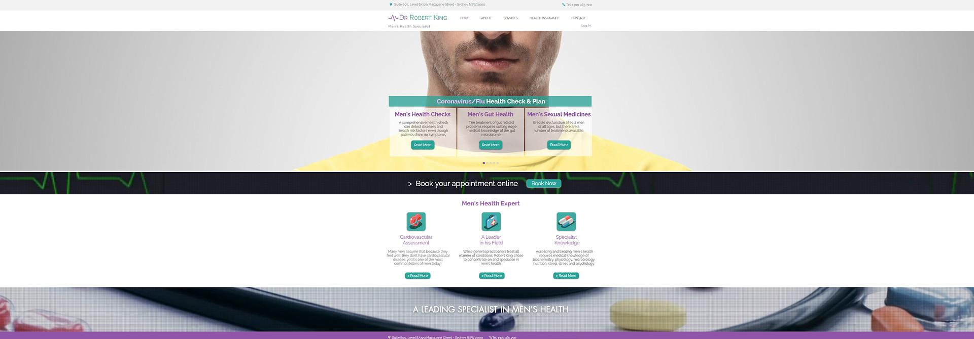GP/Psychoatris Website
