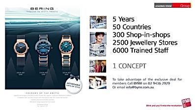 Bering Trade Advertising