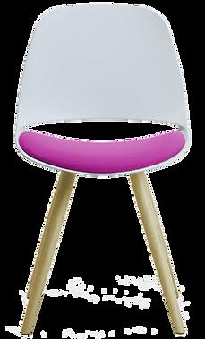 Practice furniture is 'brand signature' colours