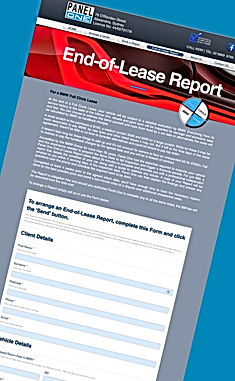 The Panel One End-of-Lease Report