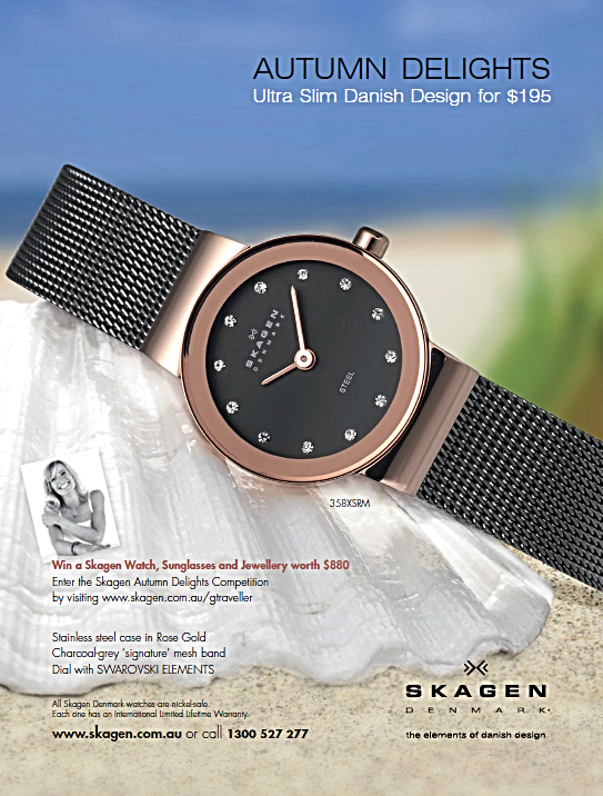 Skagen Denmark Watches