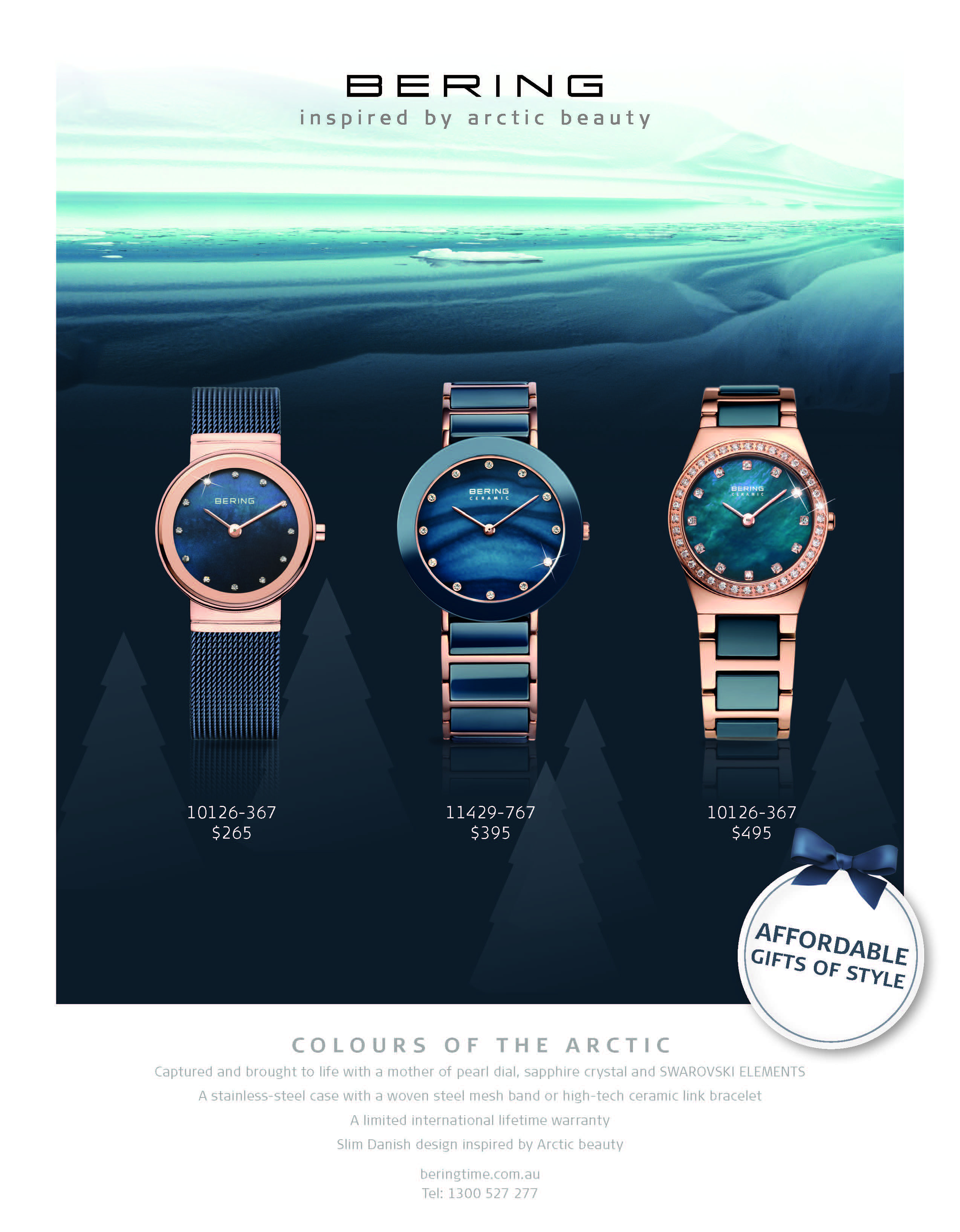 BERING Timepieces