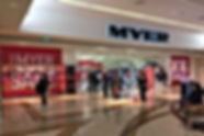 Graham Henrickson worked at Myer for 13 years