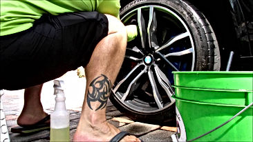 Panel One provides expert advice for cleaning wheels.