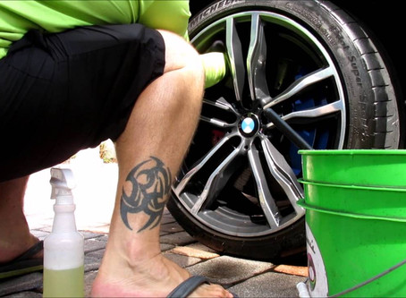 CLEANING YOUR WHEELS