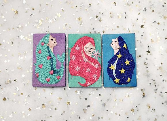 Starry Night   Fabulous   Mermaid
