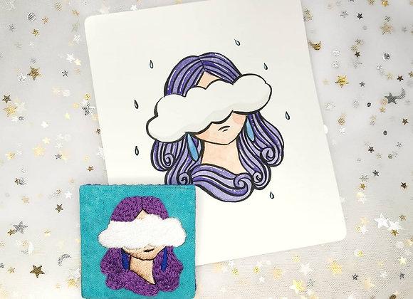 Purple Rain | Glamourous | Procrastination