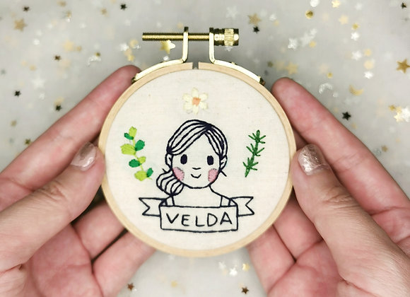 Portrait Embroidery (Generic)