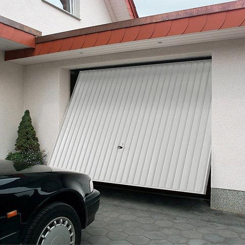 Portão Basculante lambril