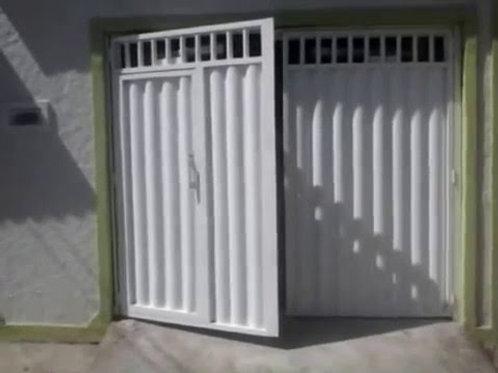 Portão Pivotante Buzios ou Minibuzios