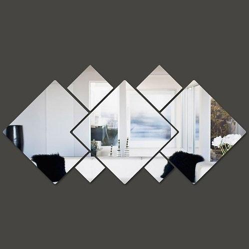 Espelhos Quadrado