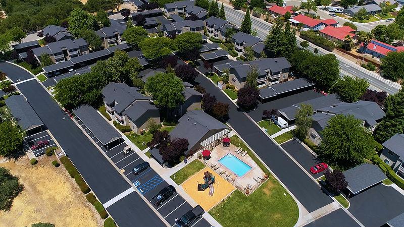 exterior aerial community photo