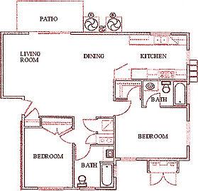 Pinot Floor Plan