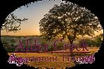 Alder Creek Tree Feathered Image with La