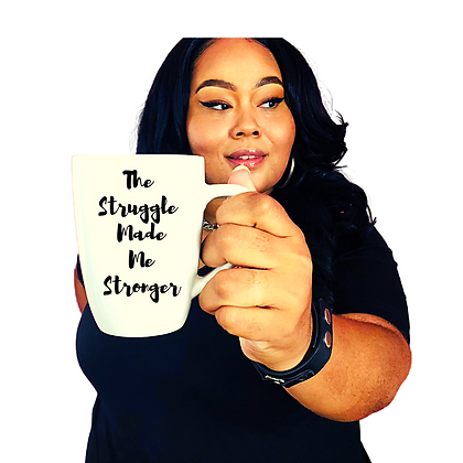 The Struggle Mug