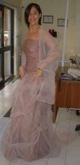 Dusty Pink Bride