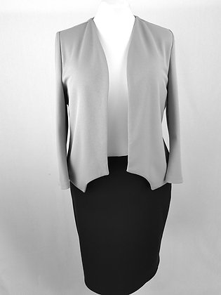 Stretch Crepe Jacket