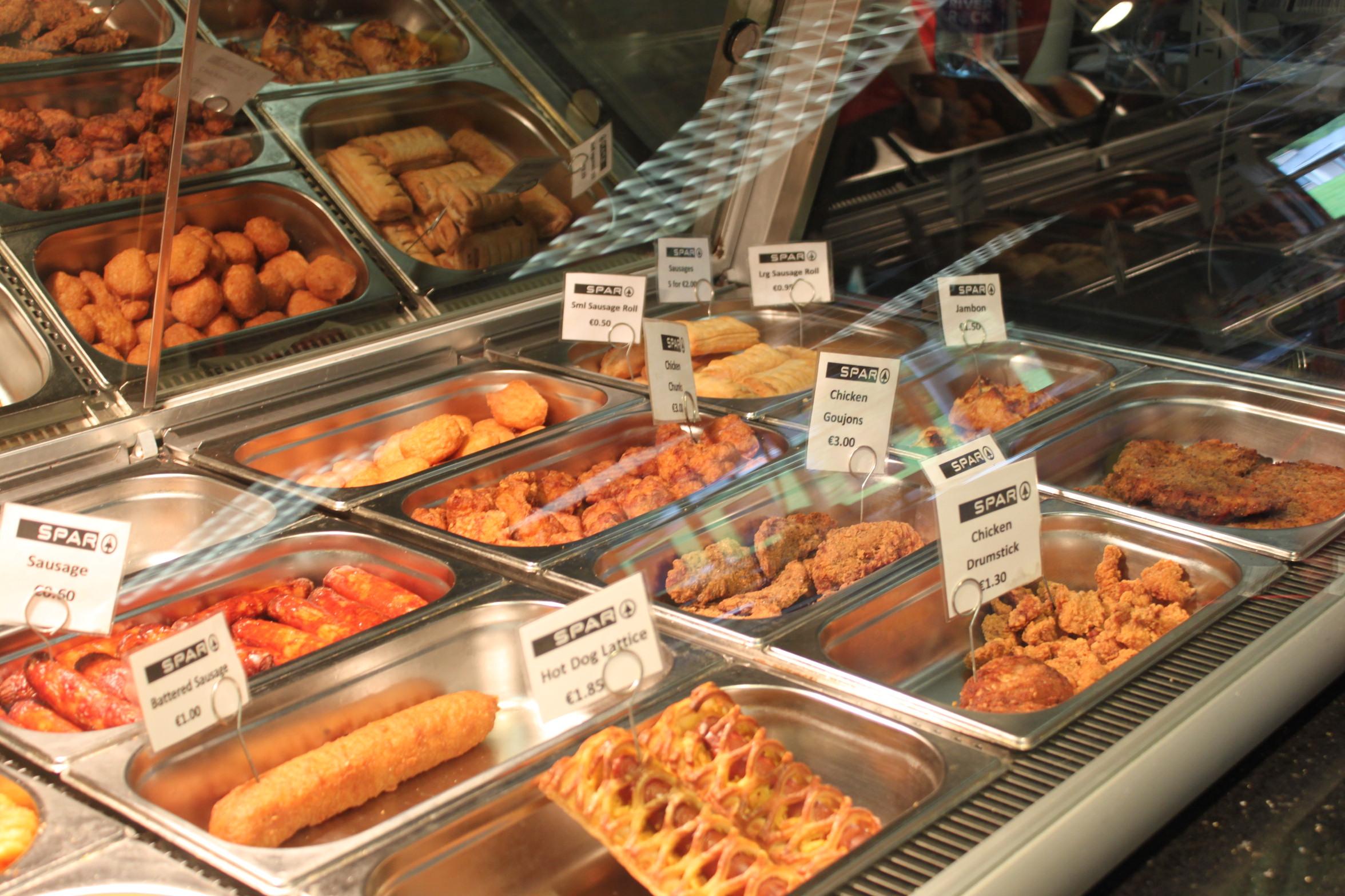 Kernans Hot Food Deli Tullygay