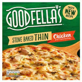 Goodfella's Stone Baked Thin Chicken Pizza