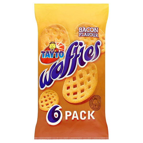 Tatto Waffles 6 Pack