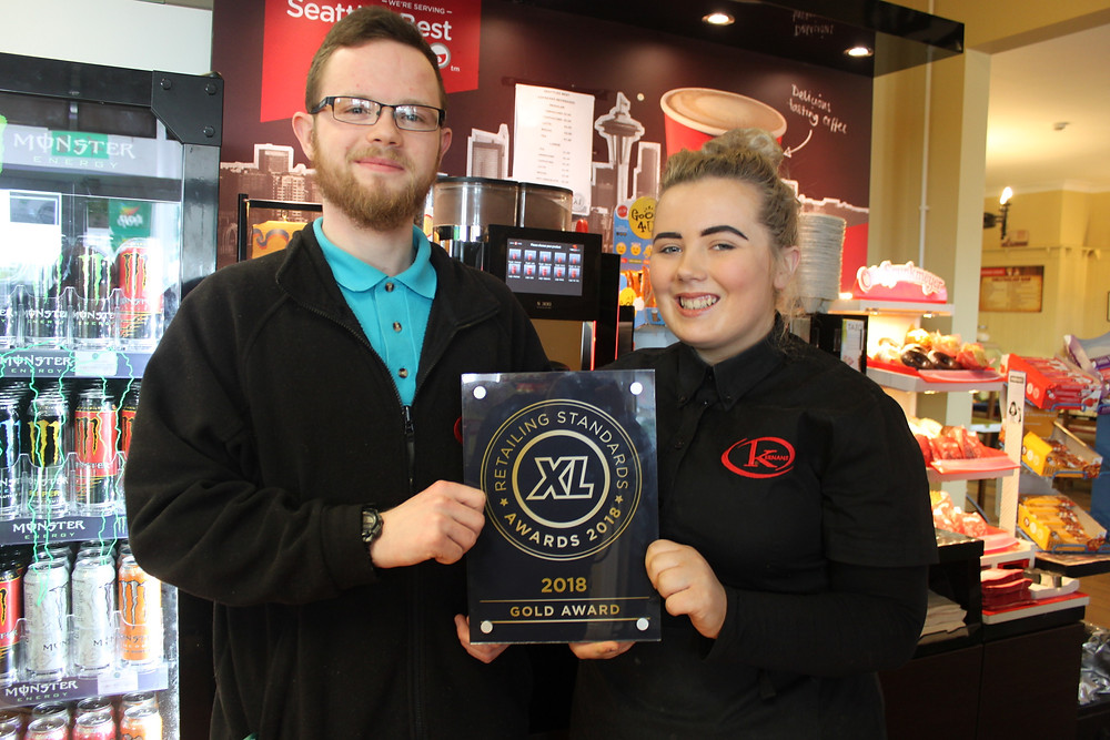 XL Award Winners 2018