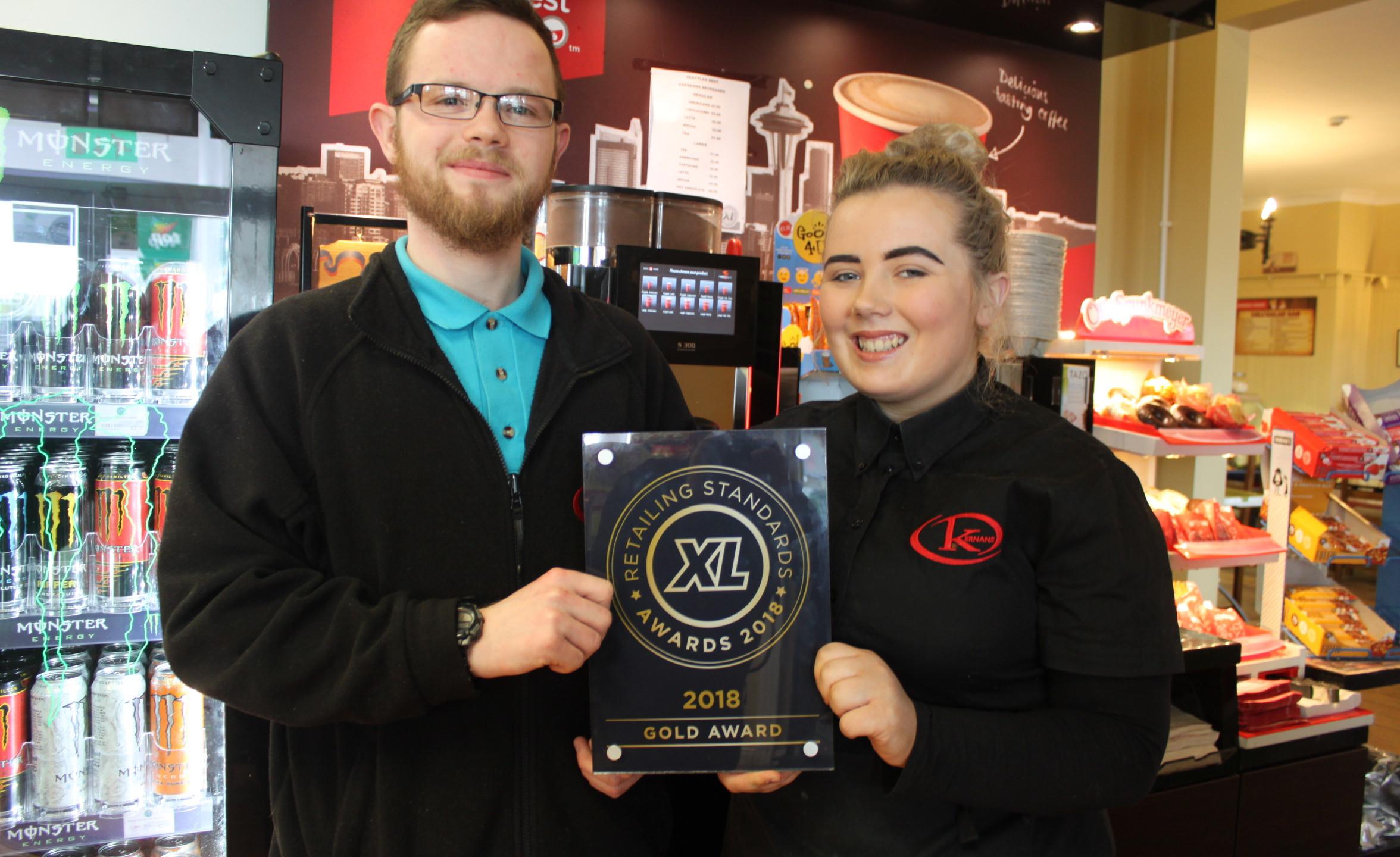 XL Award Winners 2018